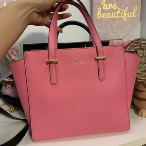 Kate Spade Small Hayden Rouge Pink